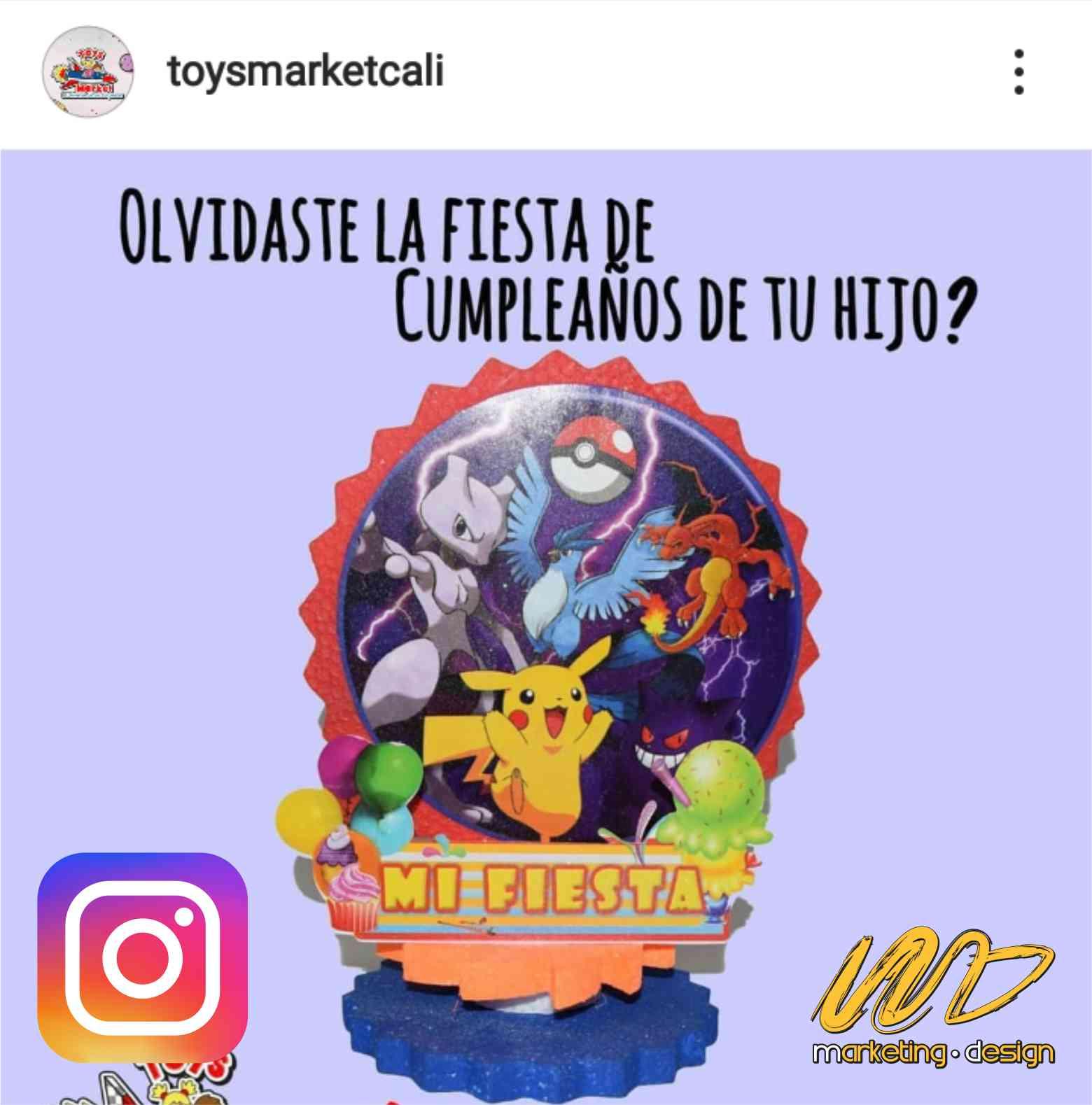 Clientes Instagram Marketing Design 1904